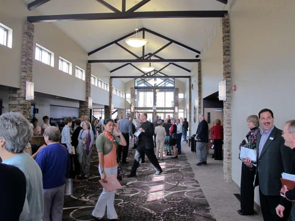 grace community chapel church concourse.JPG