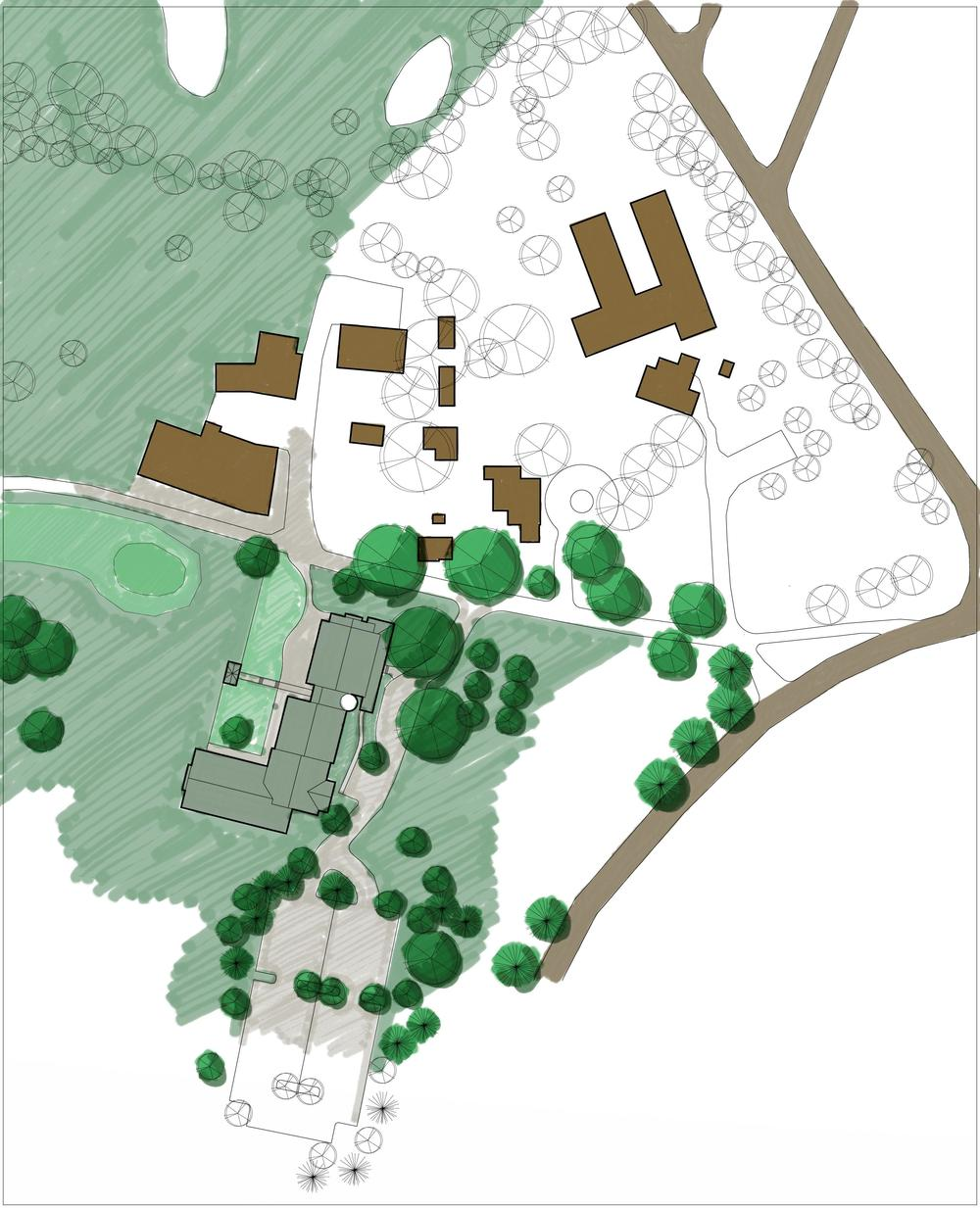 Cedar Creek Master Plan Vatterott Vessel Architecture Design Wiring Diagram