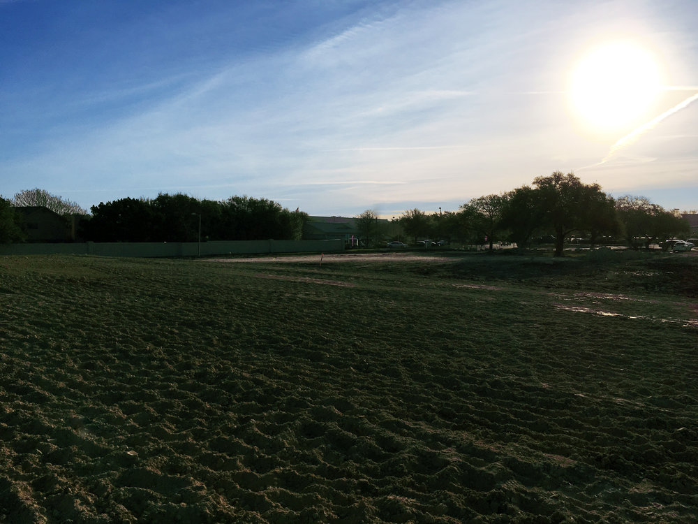 The Enclave at Cedar Park will begin construction on this beautiful site in North Texas.