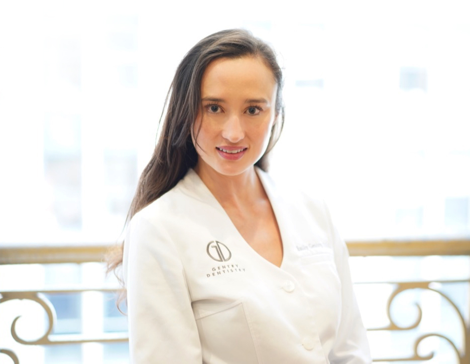Dr. Emily Gentry is a cosmetic, implant and sedation dentistry specialist
