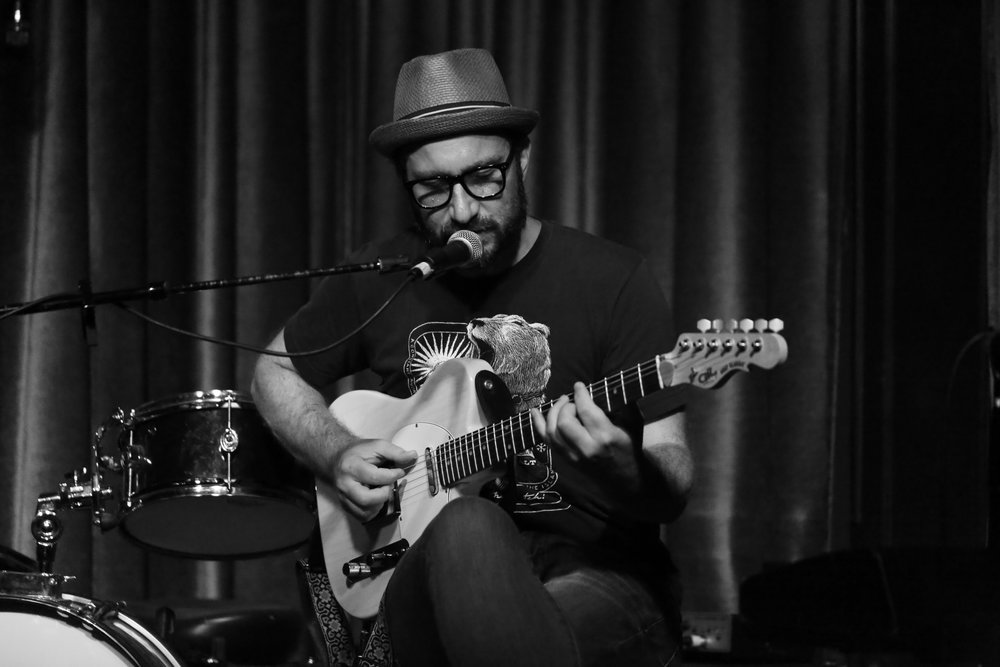 Mike Vitale live at Hotel Cafe on July 2nd 2018