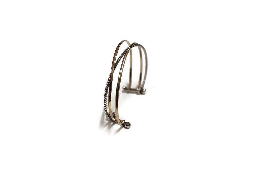 layering bracelet set