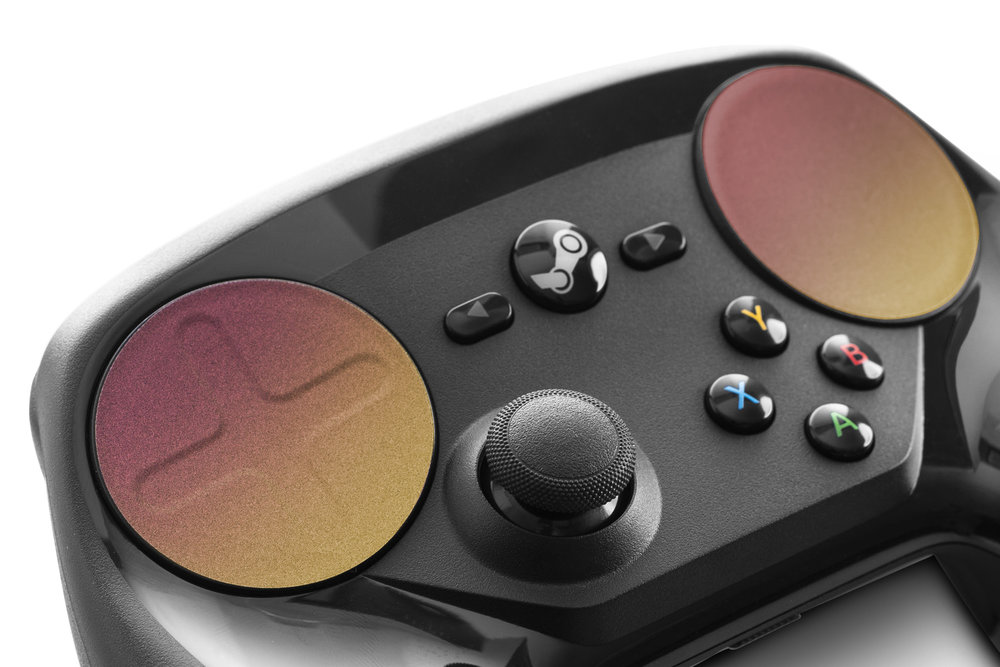 TouchProtect Satin - High Roller - Steam Controller