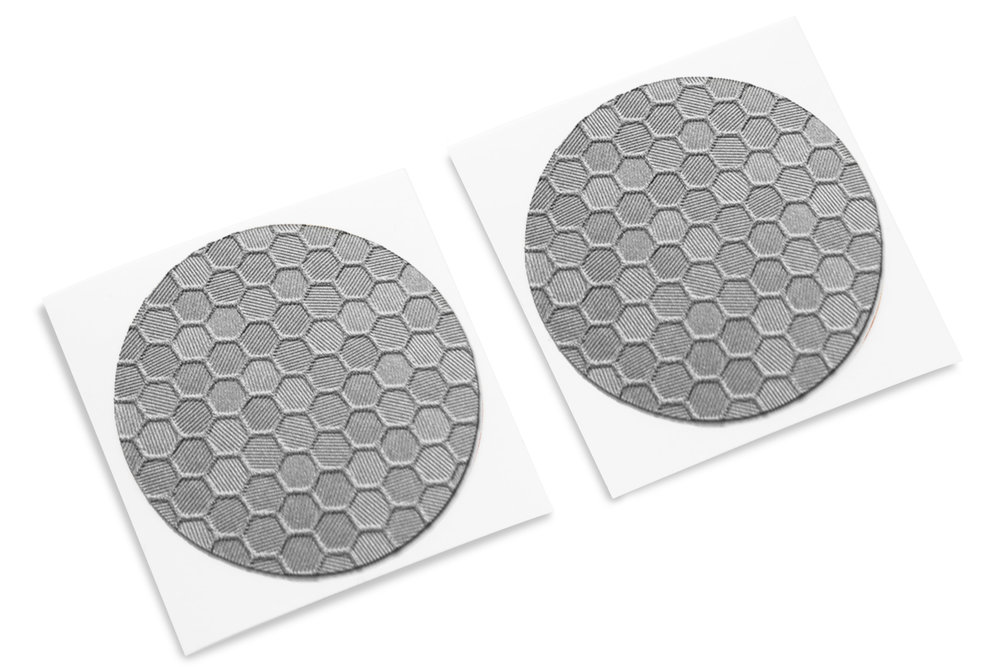 TouchProtect - Hex - Silver