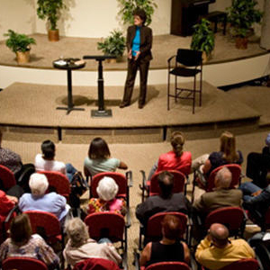 A Christian Science lecture