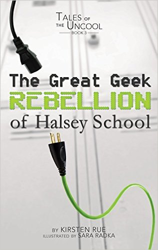 Geek Rebellion