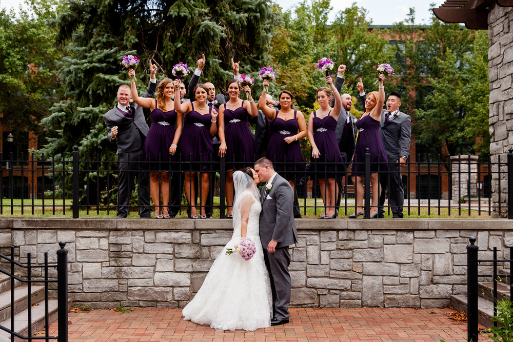 bridal_party_cheers