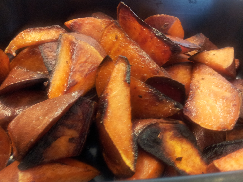 Sweet Potato (un) Fries