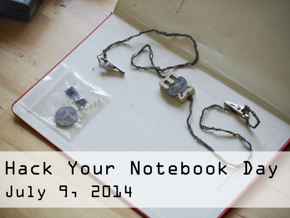 Hack Your Notebook Day — NEXMAP
