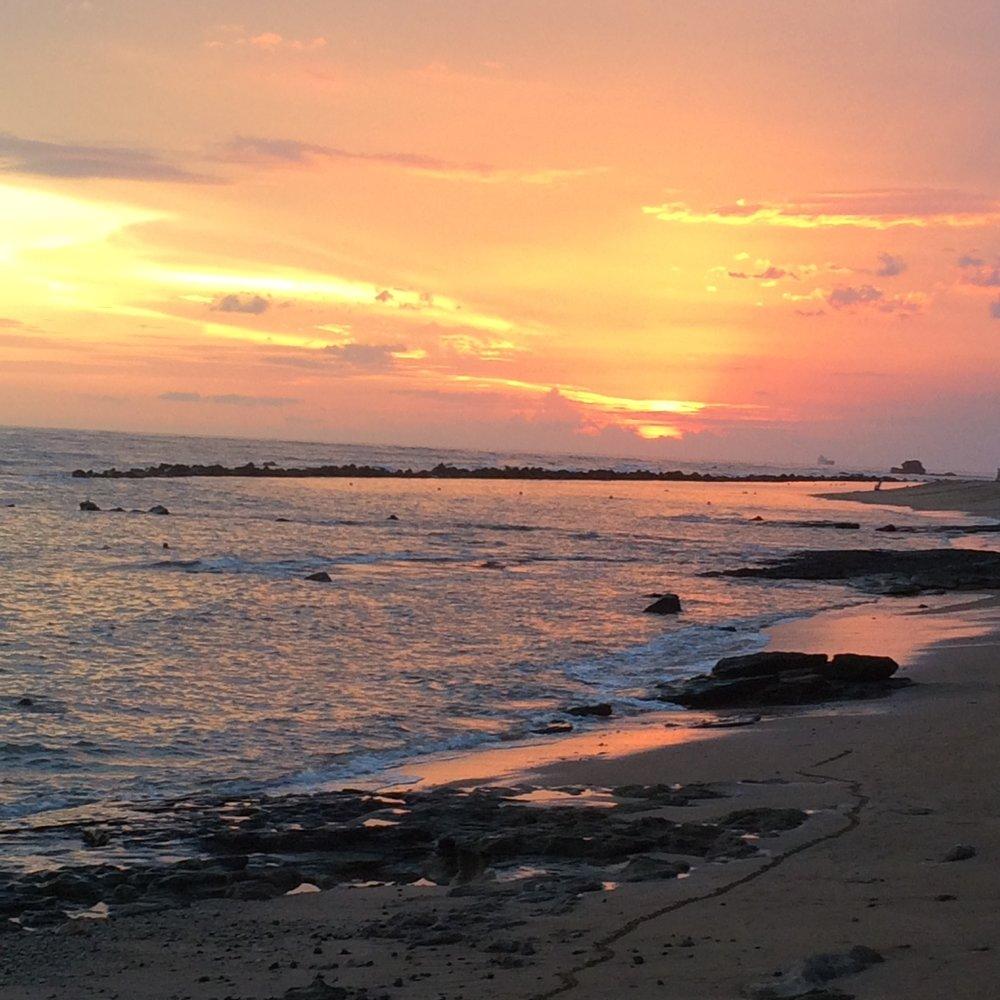 Los Cobanos Beach, El Salvador