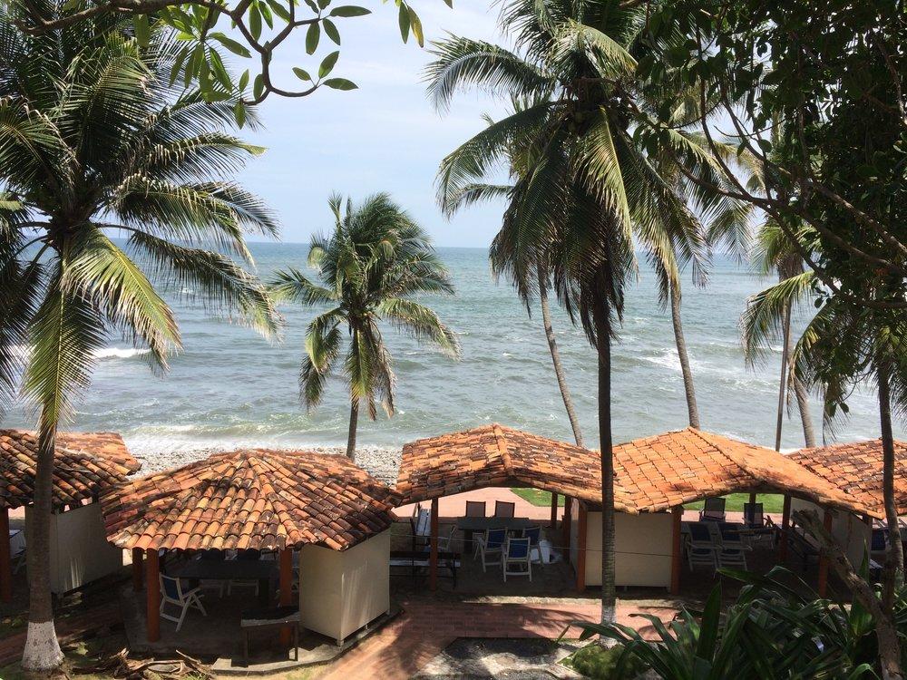 El Sunzal Beach, El Salvador