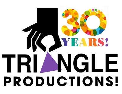 Mainstage — triangle productions!