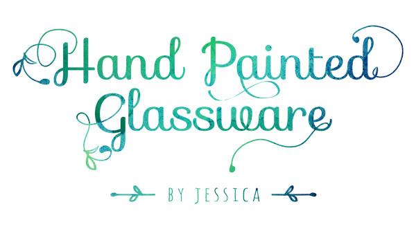 HandPaintedGlasswareLogo