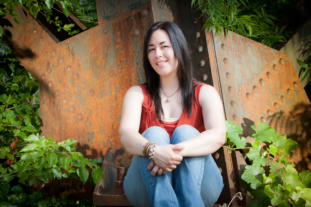 Naomi Murray, Founder of Mountain Girl Soap
