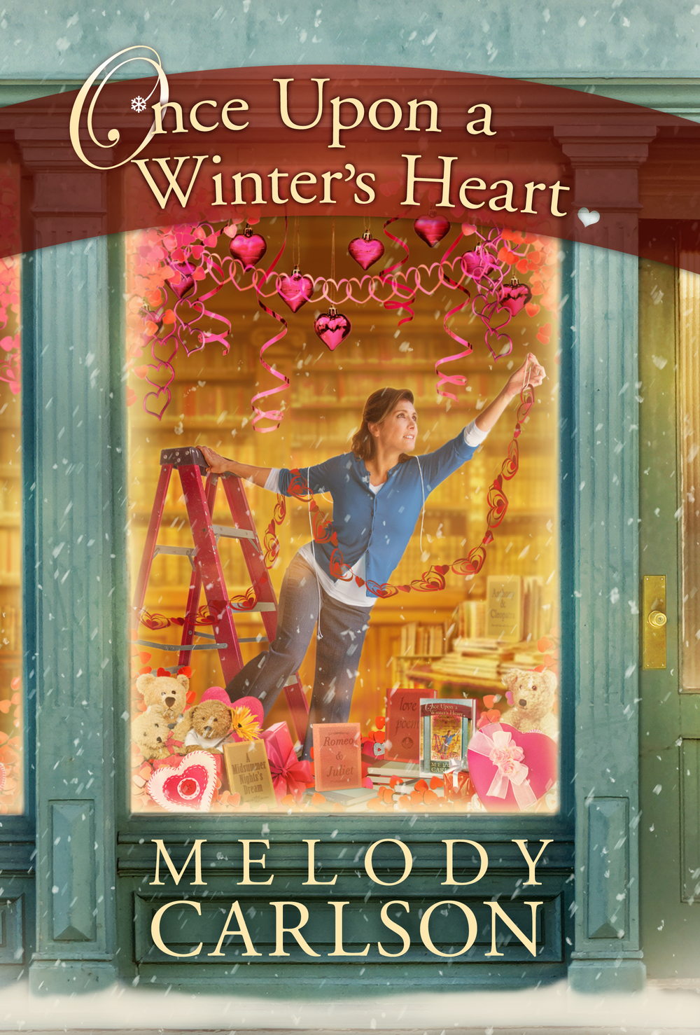 """Purchase """"Once Upon a Winter's Heart"""" by Melody Carlson."""
