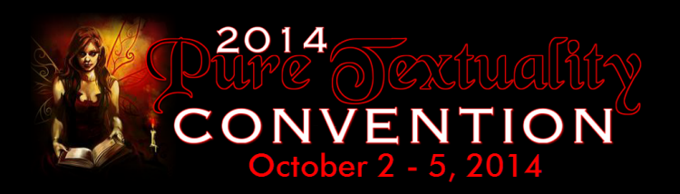 2014 Pure Textuality Convention Banner.png