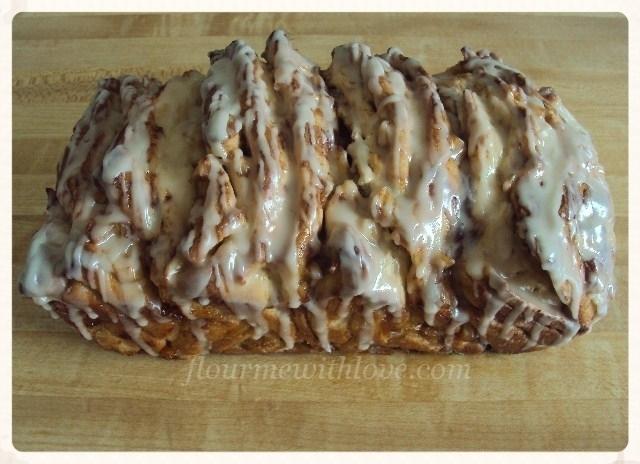 Apple Fritter Bread
