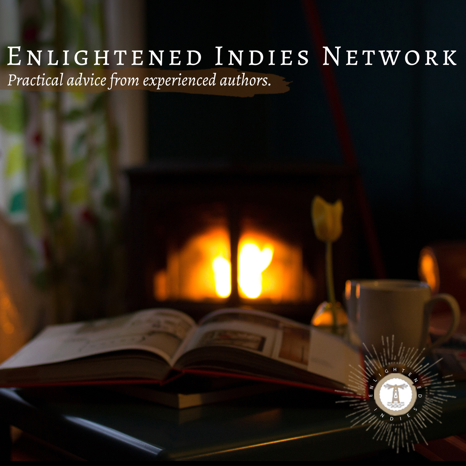Enlightened Indies Podcast - M.L. Gardner
