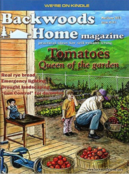 Read Backwoods Home Magazine for FREE with a subscription to Kindle Unlimited.