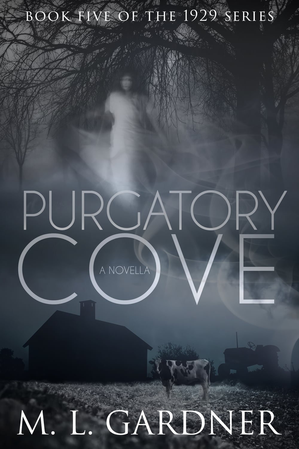Purgatory Cove: Book Five by M.L. Gardner