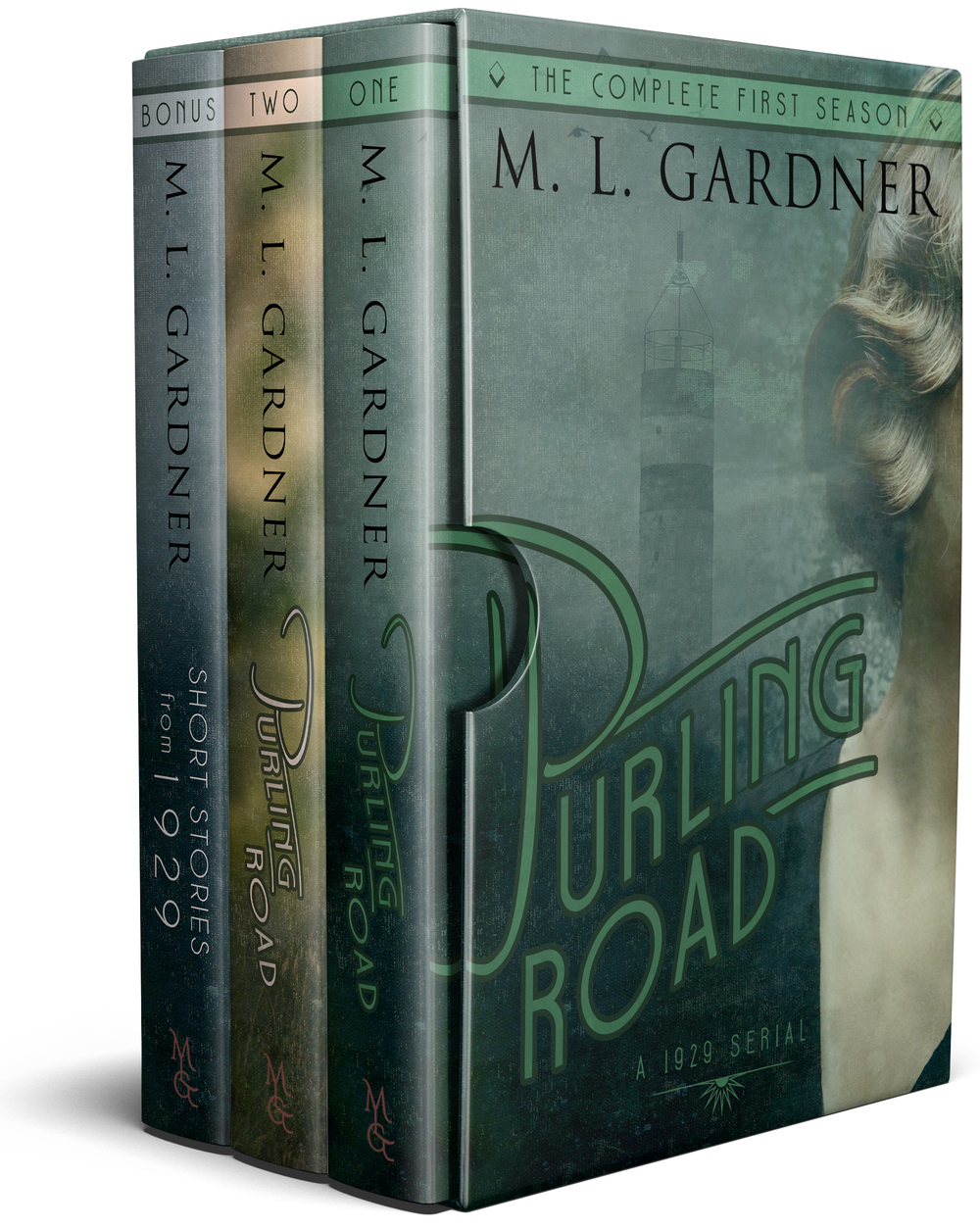 Purling Road: The Boxed Set