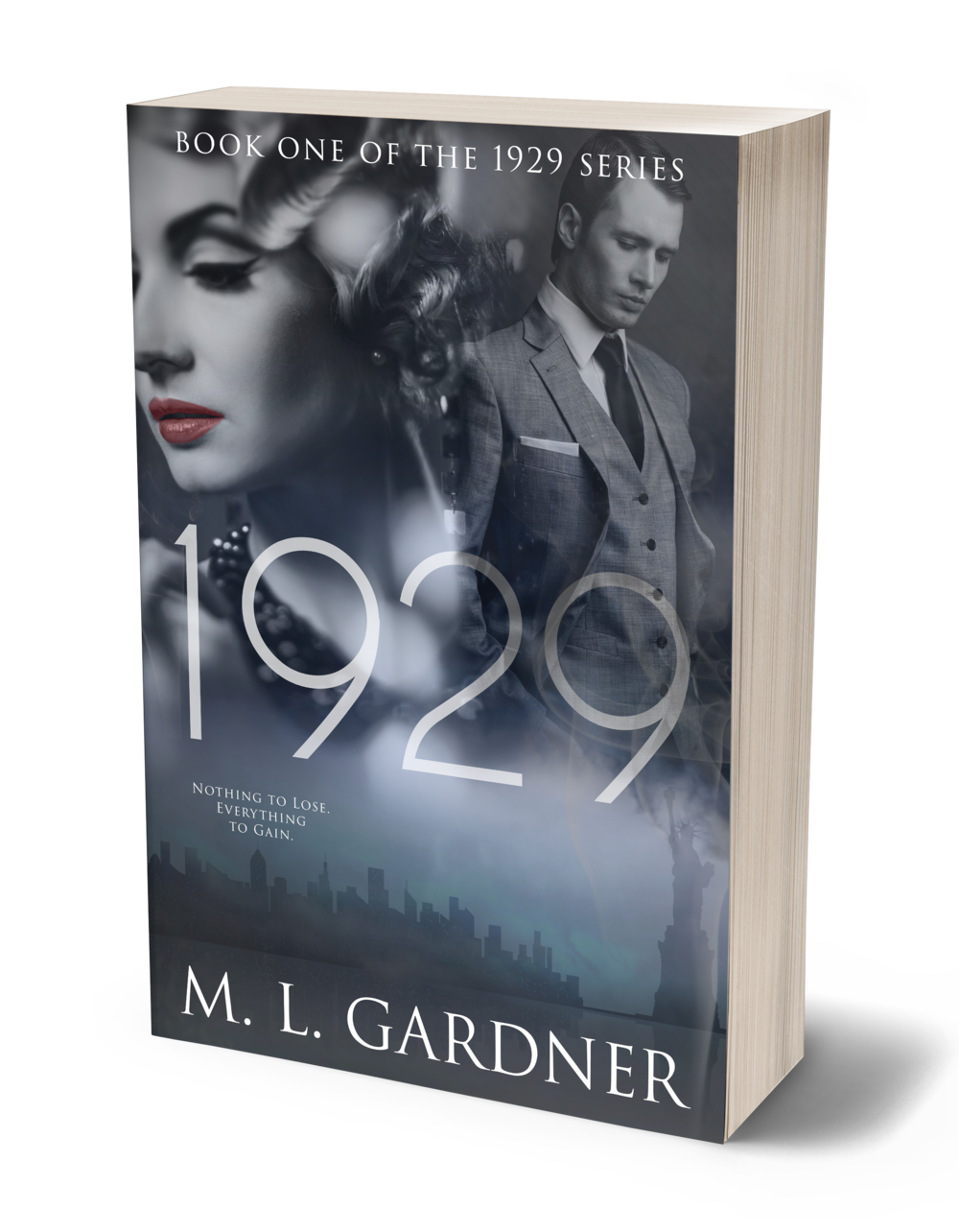1929 by M. L. Gardner || MLGardnerBooks.com