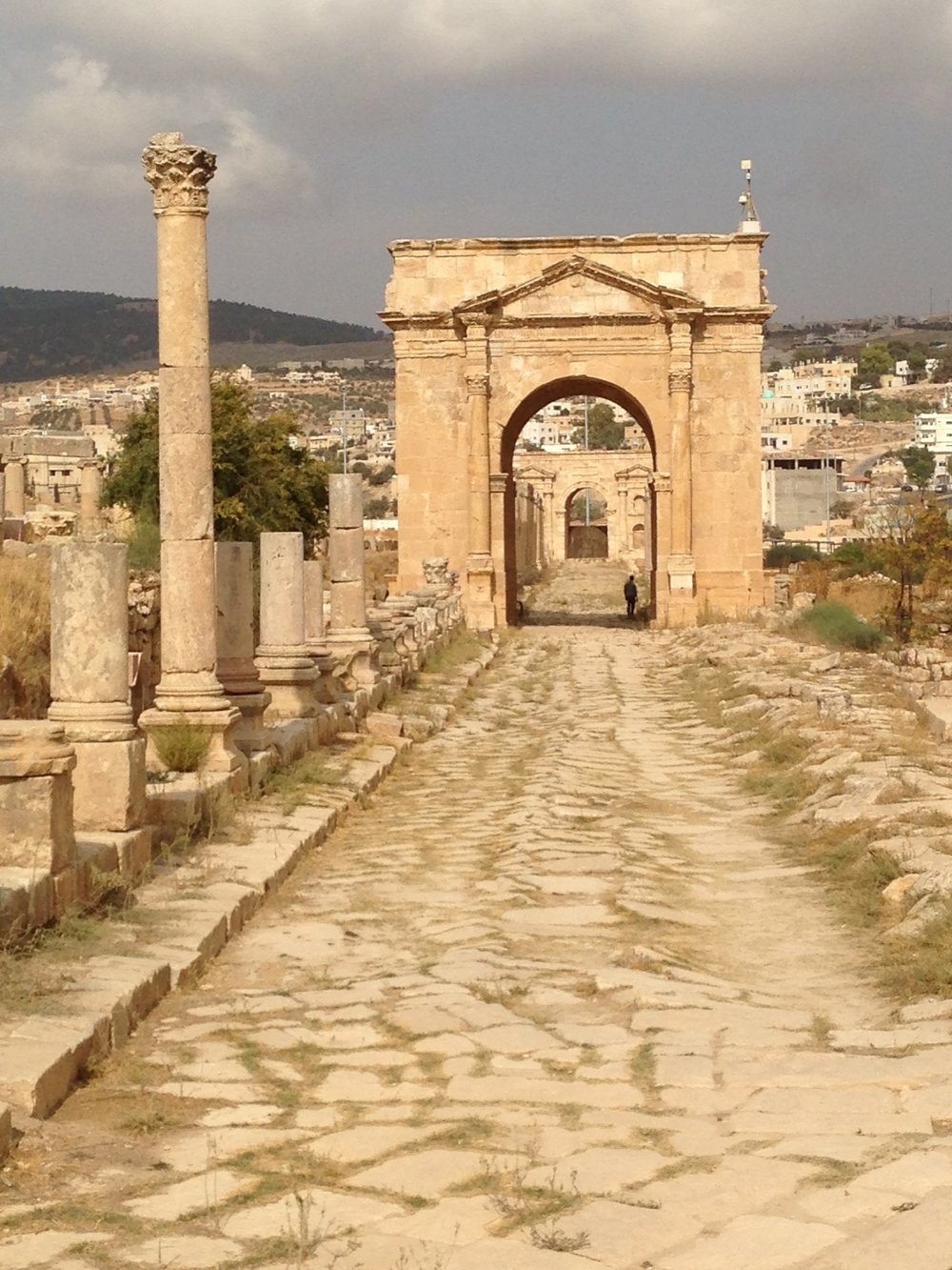 Jerash North Gate
