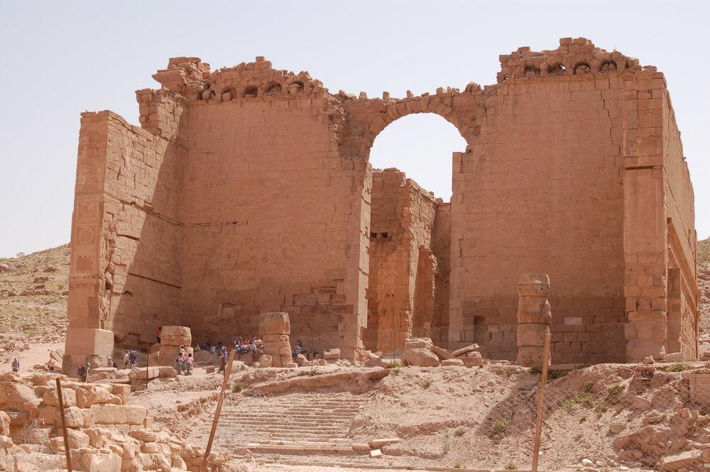 Petra, Qasr al Bint