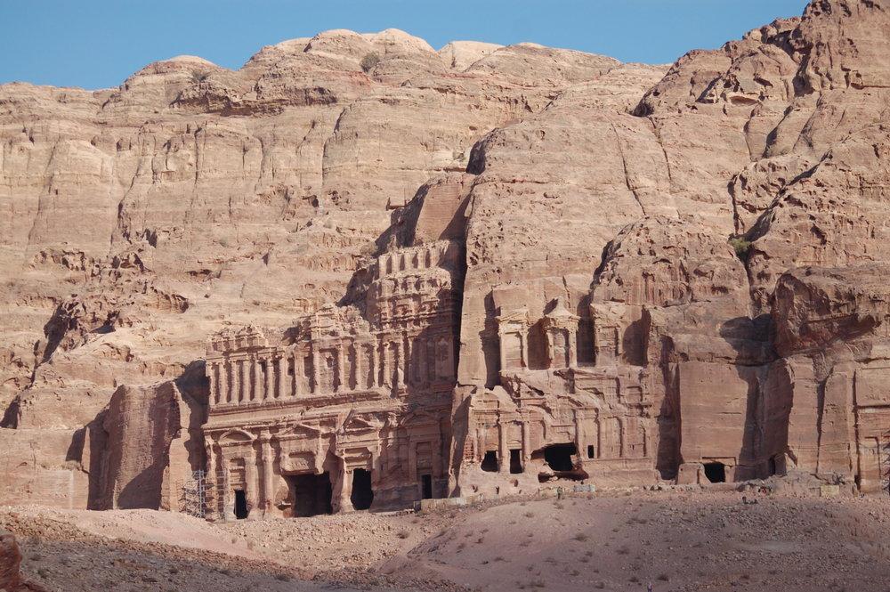 Petra necropolis