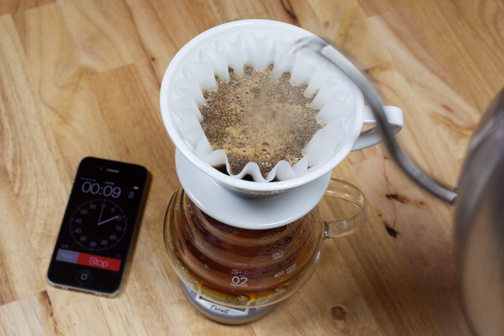 Brewing Guide: Kalita Wave