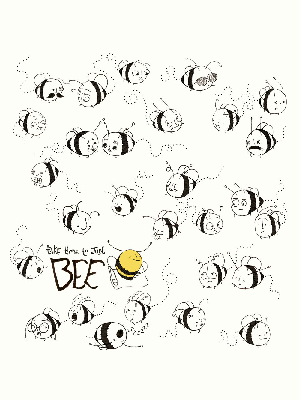 Time to Bee - 9x12.jpg