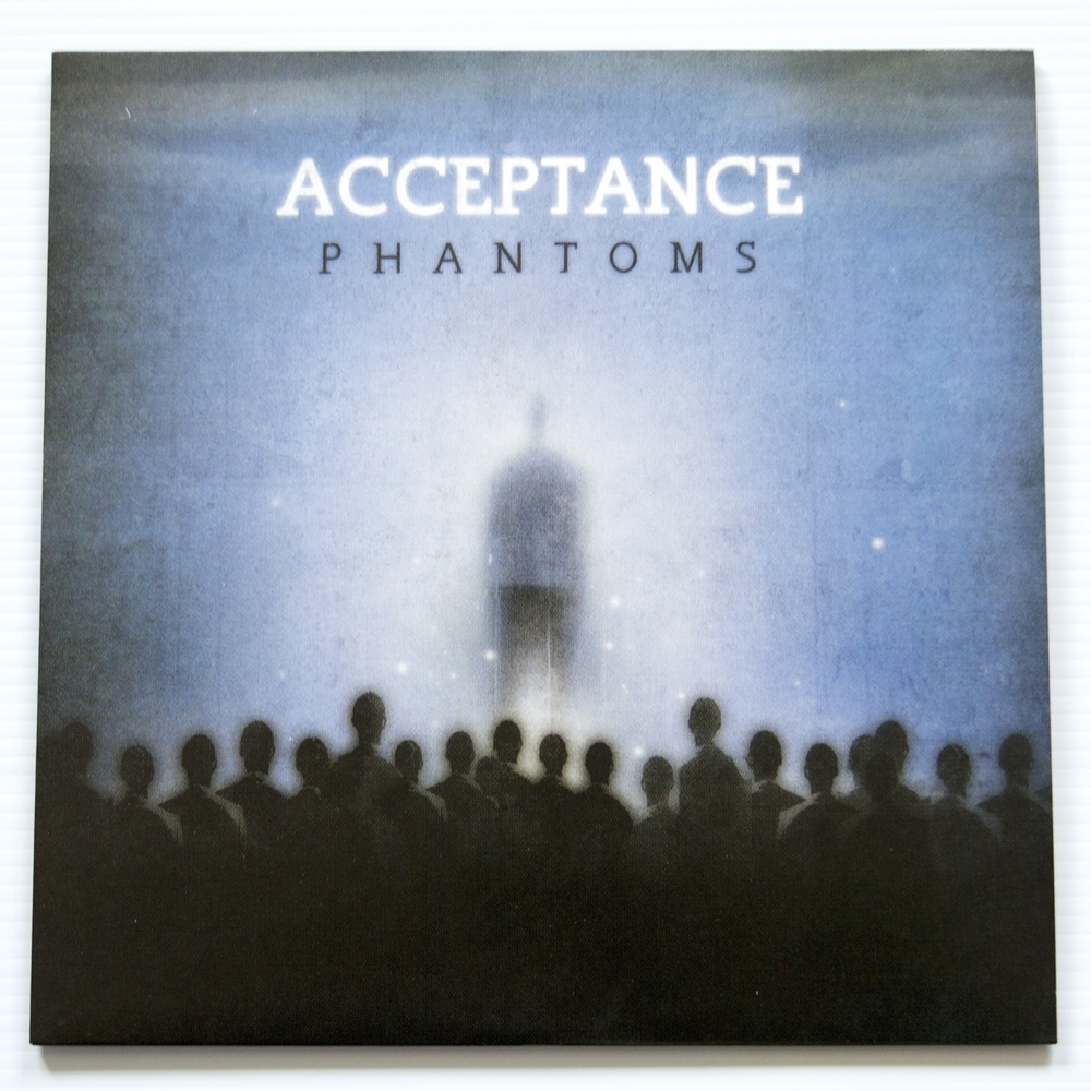 Acceptance Phantoms Vinyl First Press Lp Soldoutvinyl