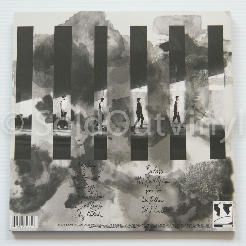 From Indian Lakes Able Bodies Vinyl Triple Crown Press