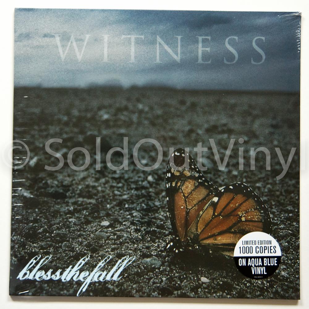 Blessthefall Witness Vinyl Lp Soldoutvinyl