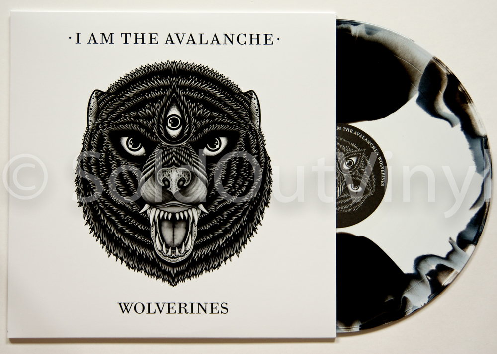 I Am The Avalanche Wolverines Vinyl Lp Soldoutvinyl