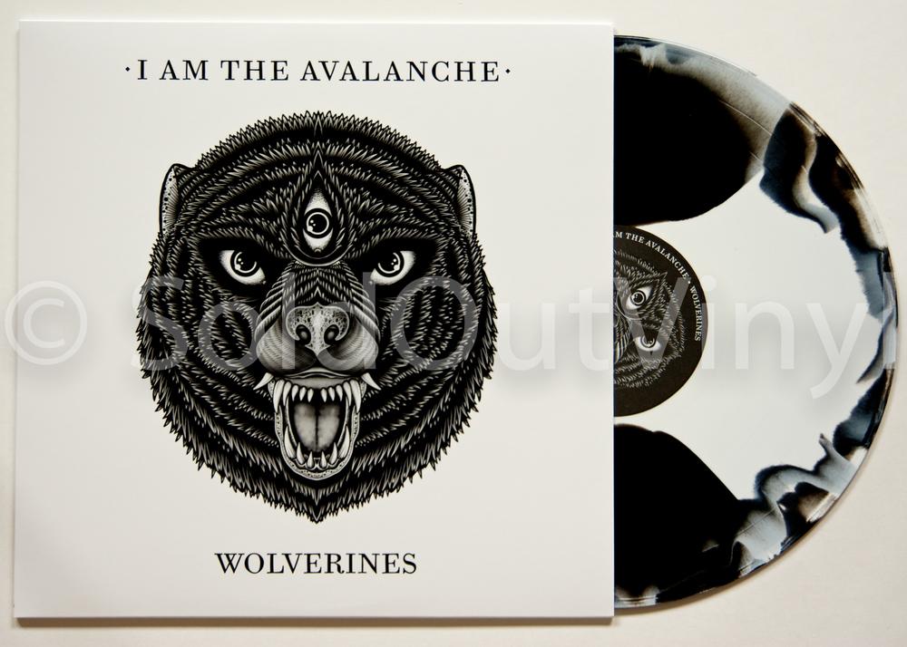 I Am The Avalanche Wolverines Vinyl Lp Soldoutvinyl
