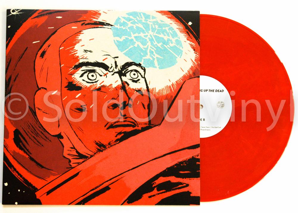 Mansions Dig Up The Dead Vinyl Lp Soldoutvinyl