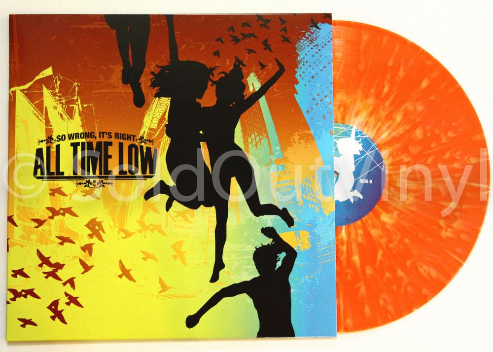 So Wrong, It's Right Vinyl LP