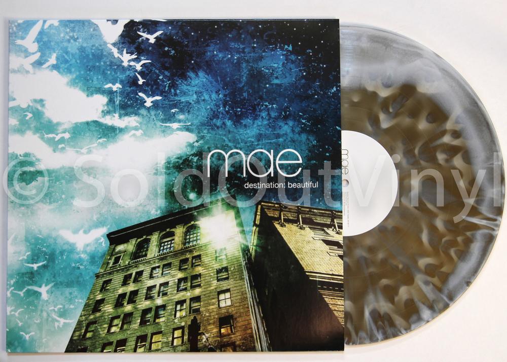 Mae Destination Beautiful Vinyl Lp Soldoutvinyl
