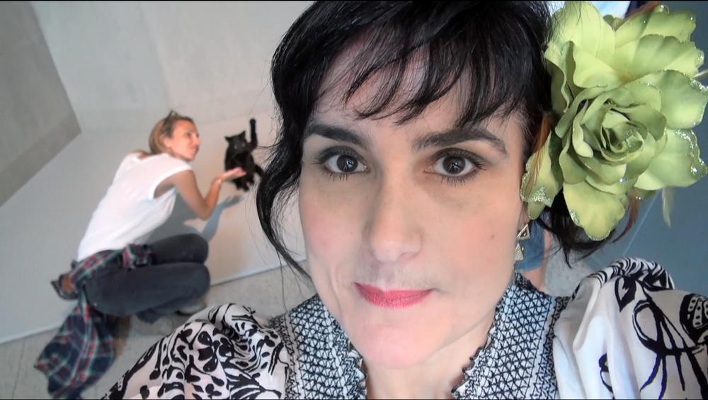 Inez de Vega, Lillian Temple-Dumble & Greatest Hits' Maximalist Cat, 2014