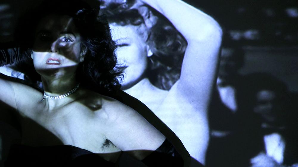 Still image: Inez de Vega, My father the fool, 2011 HD video