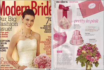 Modern Bride Click here to download a PDF