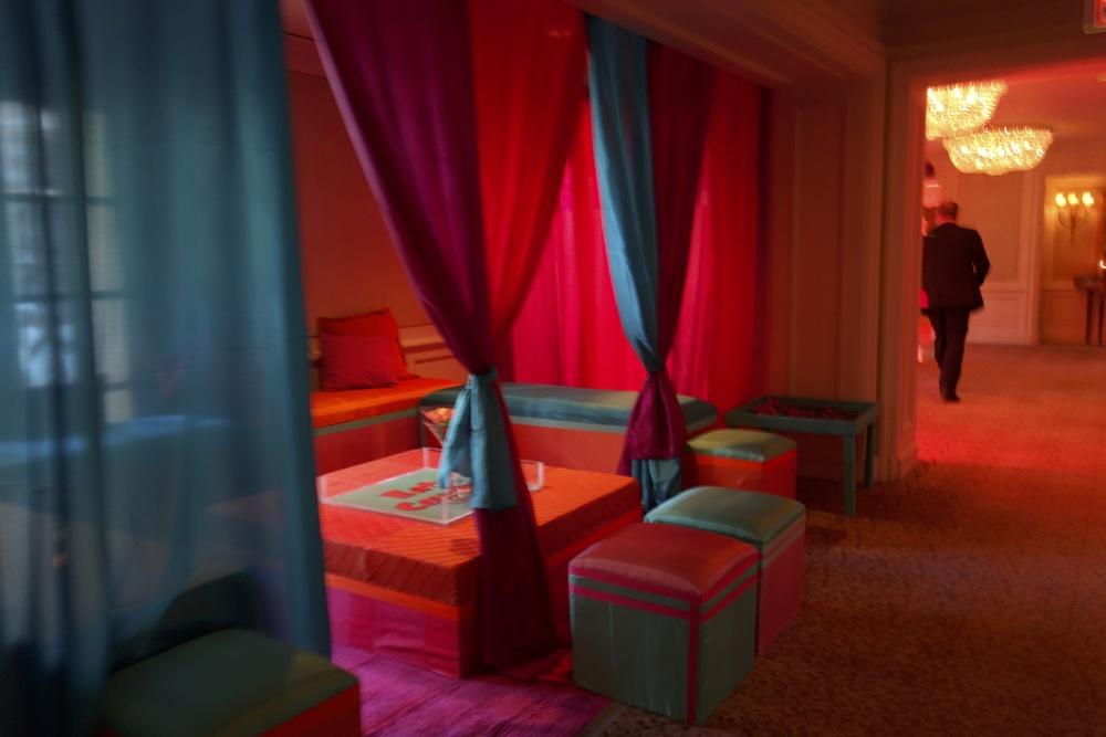 Colorful Kids Lounge