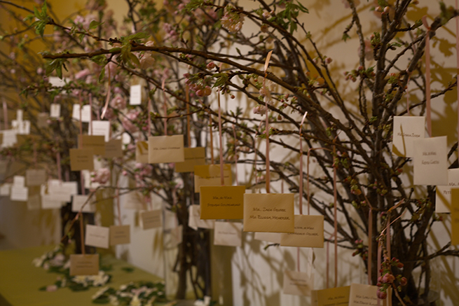 Escort Card Branches