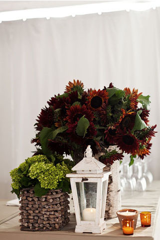 Small Table Decor
