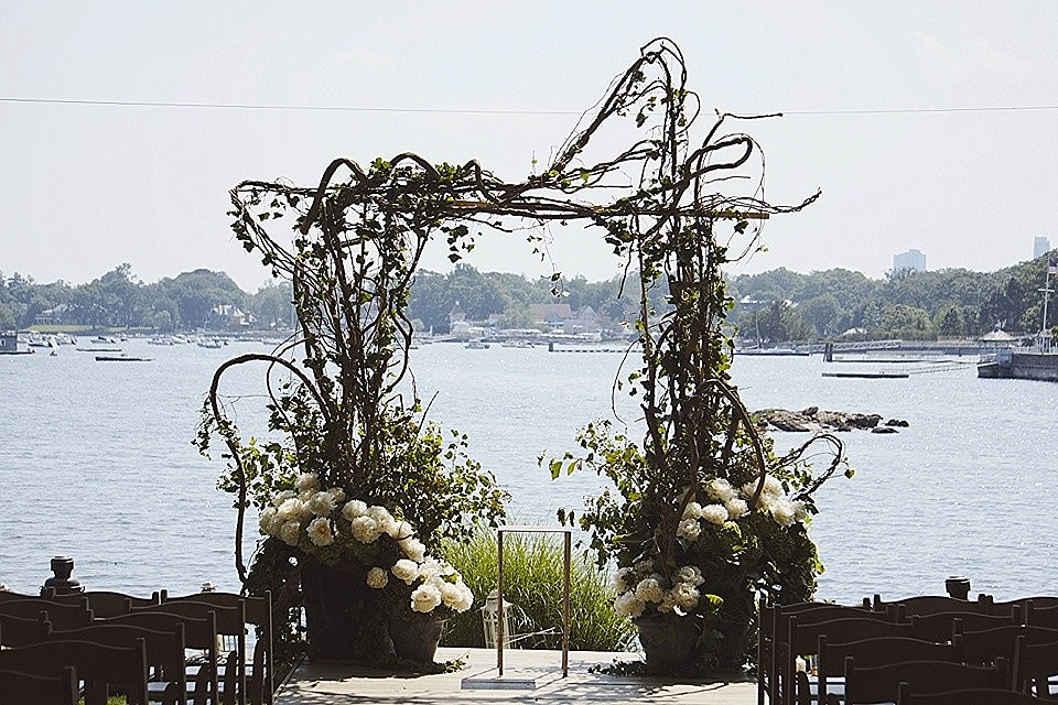 Ceremony on the Water - Branch Arch