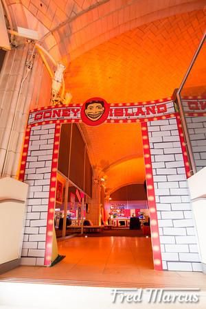 Custom Built - Coney Island Archway