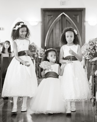 The Flower Girls