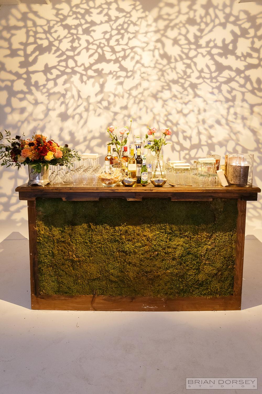 Custom Moss Bar (Front)
