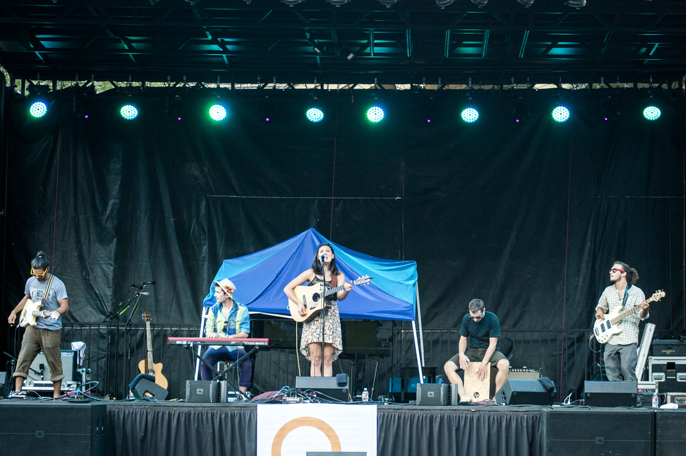 Opening for Brandi Carlile - Ketchum, ID  July 2013